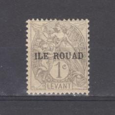 Franta Levant 1 c nestampilat, An: 1916, Militar