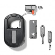 Cablu securitate notebook Kensington, cheie, ClickSafe Keyed, otel, retractabil