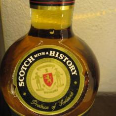 Whisky old smuggler, scotch with a history, scotch wisky, cl.75 gr.43 ani 60