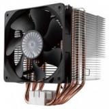 """Cooler COOLER Master CPU universal, Hyper 612 v2, soc. LGA 2011-3/2011/1366/115x/775/FMx/AM3x/AM2x, Al-Cu, 6* heatpipe, 180W """"RR-H6V2-13PK-R1"""" - Cooler laptop"""