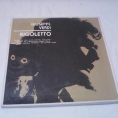 DISCURI VINIL BOX SET 3 LP RIGOLETTO GIUSEPPE VERDI STARE EXCELENTA - Muzica Opera