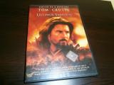 Ultimul samurai, DVD dublu cu Tom Cruise, 2003!, Romana, warner bros. pictures