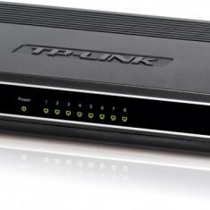 Switch 8 porturi 10/100/1000 Gigabit, TP-LINK ''TL-SG1008D'' - Placa de retea