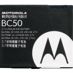 Acumulator Motorola BC50 L2, L6, SLVR L7, SLVR V8, V3x, RAZR V3x, V115 Original, Li-ion