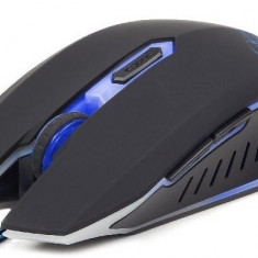 MOUSE Gembird USB gaming, 2400 dpi, blue