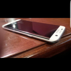 Samsung Galaxy S7 Edge - Telefon Samsung, Alb, 32GB, Neblocat, Single SIM
