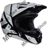 MBS FOX KINDER HELM V1 RACE, black, YM=49-50cm, Cod Produs: 17397001MAU