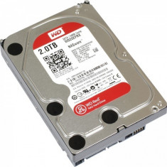 HDD 2TB RED 64MB S-ATA3 WD for NAS