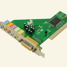 Placa de sunet 5.1 PCI Logilink