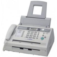 Fax Panasonic KX-FL403FX-W, laser, 10 PPM, (include timbru verde 5 lei)
