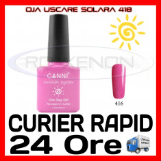 OJA USCARE SOLARA (SEMIPERMANENTA) SAU UV #418 CANNI - MANICHIURA UV