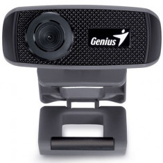 CAMERA WEB Genius 1280x720 pixels, 720 HD, FaceCam 1000X v2, Sensor CMOS 720p