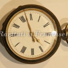 CEAS DE BUZUNAR DE COLECTIE D=4.9 PERFECT FUNCTIONAL - Ceas de buzunar vechi