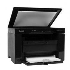 Multifunctional Canon Laser alb/negru, MF3010, A4, 3-in-1: print, copy & scan, 18 ppm, rezolutie printare: 1200X600dpi, rezolutie copiere: 600x600... - Multifunctionala