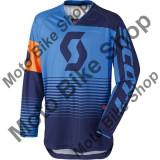 MBS SCOTT RENNLEIBCHEN 350 TRACK BLUE/ORANGE, blau-orange, XL, Cod Produs: 2469071454XLAU