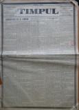 Ziarul Timpul , nr. 62 , 1897 , Inmormantarea lui Alexandru Lahovari