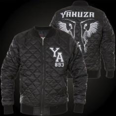 Geaca Yakuza, Noua Marime XL - Geaca barbati, Culoare: Din imagine, Microfibra
