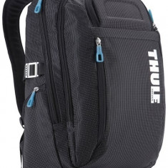 Rucsac notebook 15'' Thule Crossover, black, TCBP115K - Geanta laptop