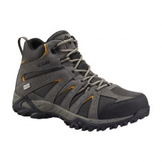 Ghete barbatesti Columbia Grand Canyon Mid Outdry (CLM-1661561-BLA) - Bocanci barbati Columbia, Marime: 41, 42, 43, 44, 45, Culoare: Gri