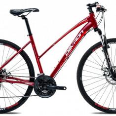 "Bicicleta Devron Cross LK2.8 M – 495/19.5"", Fiery RedPB Cod:217KL284822 - Bicicleta Cross, 20 inch"
