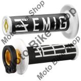 MBS ODI GRIFFE LOCK ON 4T EMIG, schwarz-weiss, Cod Produs: H34EMBWAU
