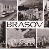 Bnk cp Brasov - Vedere - necirculata - Carte Postala Transilvania dupa 1918, Printata