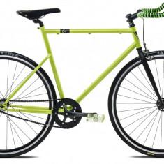 """Bicicleta Devron Urbio FX0.8 L – 560/22"""", Kiwi MadnessPB Cod:217FB085680 - Cursiera"""