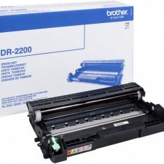 Unitate Cilindru Original Brother DR2200, compatibil 2845, DCP7055, 7055, 7057, 7060D, 7065D, DCP-7070, HL2130, 2135, 2240, 2240, 2250DN, 7360N, 7460, 12K, ... - Cilindru imprimanta