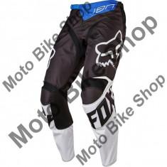 MBS FOX RENNHOSE 180 RACE, black, 28, 17/144, Cod Produs: 1725400128AU - Imbracaminte moto, Pantaloni