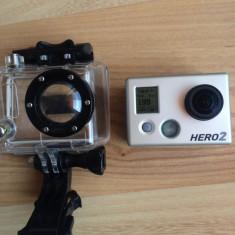 Camera GoPro HD HERO 2: Outdoor Edition Camcorder - Silver - Camera Video GoPro Full HD Hero 2
