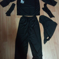 Costum Ninja 5-7-9 ani
