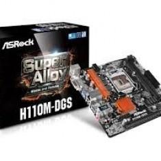 MB ASRock skt. 1151, Intel H110, mATX