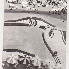Bnk cp Eforie Nord - Pe plaja - circulata - Carte Postala Dobrogea dupa 1918, Printata
