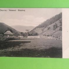 Bukowina - Campulung - Carte Postala Muntenia 1904-1918, Circulata, Fotografie