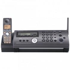 Fax Panasonic KX-FC268FX-T, hartie normala, film, receptor dect, (include timbru verde 5 lei)