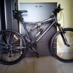 Bicicleta Rockrider - Mountain Bike Rockrider, 27.5 inch, 28.5 inch, Numar viteze: 21