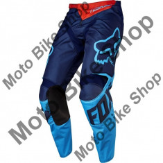 MBS FOX RENNHOSE 180 RACE, navy, 38, 17/144, Cod Produs: 1725400738AU - Imbracaminte moto, Pantaloni