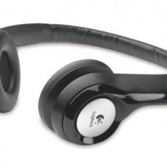 CASTI Logitech stereo cu microfon ''H390