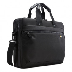 Geanta notebook 15.6'' Case Logic Bryker, black, BRYB115K - Geanta laptop
