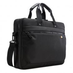 Geanta notebook 15.6'' Case Logic Bryker, black, BRYB115K - Geanta laptop