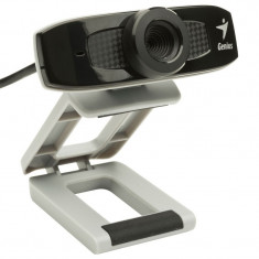 CAMERA WEB Genius 640x480 pixels, FaceCam 320, Sensor CMOS 0.3Mp,