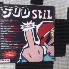 Sud stil cd disc compilatie muzica hip hop rap romaneasca 2003