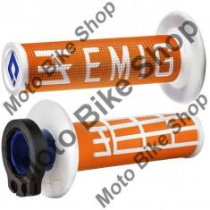 MBS ODI GRIFFE LOCK ON 4T EMIG, orange-weiss, Cod Produs: H34EMOWAU