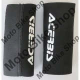 MBS ACERBIS GABELSCHUTZ SHORT VELCRO, schwarz, paar 45-50mm, Cod Produs: 16976090AU