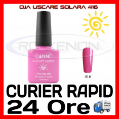 OJA USCARE SOLARA (SEMIPERMANENTA) SAU UV #416 CANNI - MANICHIURA UV