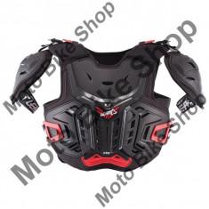 MBS LEATT JUNIOR BRUSTPANZER 4.5 PRO, schwarz-rot, 135-160cm, 17/035, Cod Produs: LB17120130AU - Armura moto