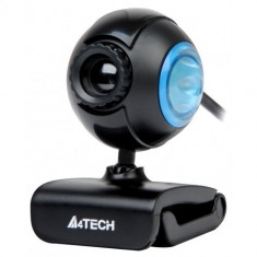 CAMERA WEB A4Tech 640X480 pana la 16MP (soft) CMOS 640x480, microfon,