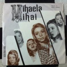 Mihaela mihai melodii de radu serban primavara disc vinyl 7