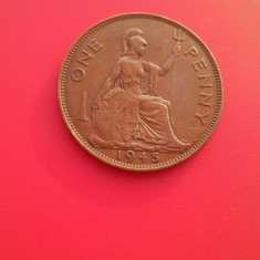 1 PENNY 1945-ANGLIA, Europa