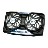 Cooler Arctic VGA, Accelero Twin Turbo III, AMD R9 380X & NVIDIA GTX980 Ti, 5* heatpipe, 250W DCACO-V820001-GBA01